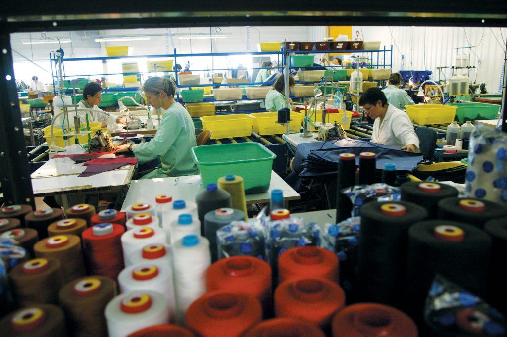 Parapluie aurillac usine