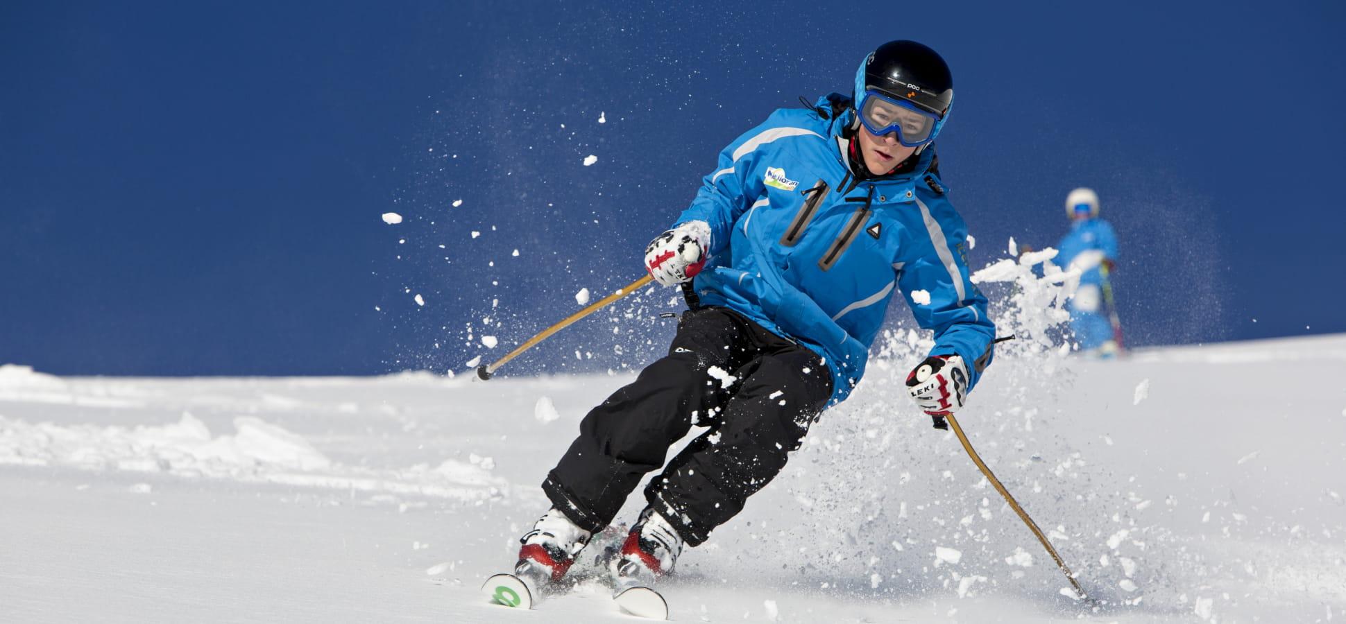 Lioran-ski alpin