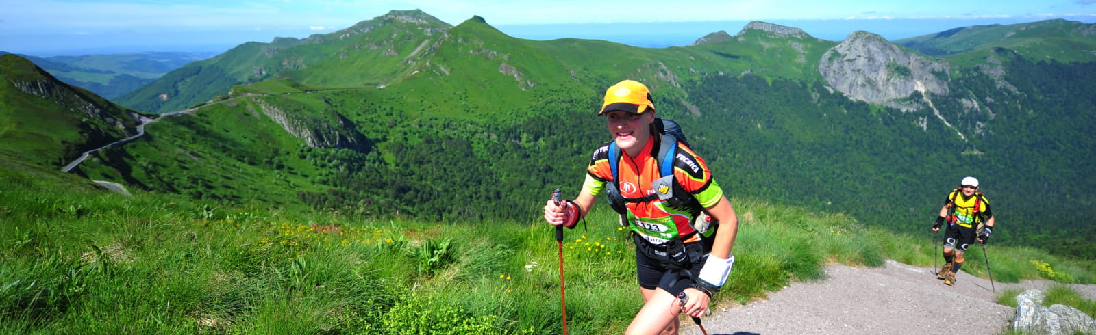 Trail Puy Mary
