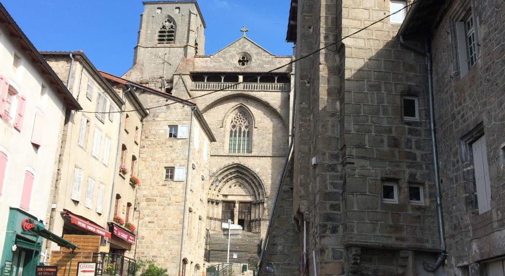 Visite du bourg médiéval_La Chaise-Dieu