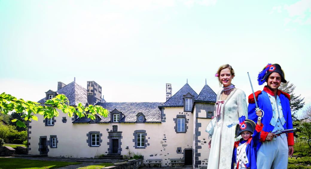 Revivez la Révolution en Auvergne !