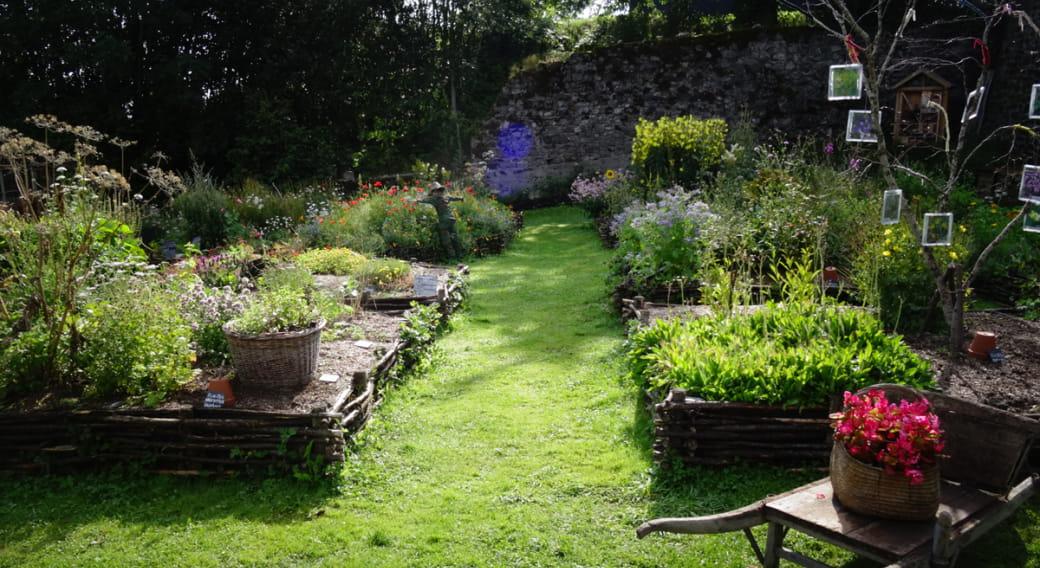 Le Jardin clos du Rempart