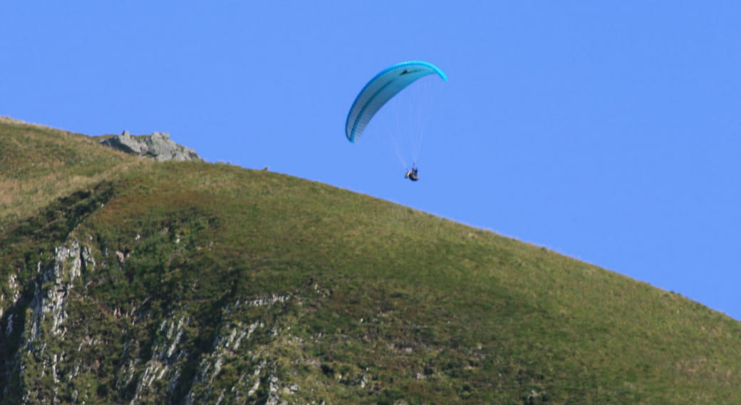 Sites de Parapente - Valbeleix