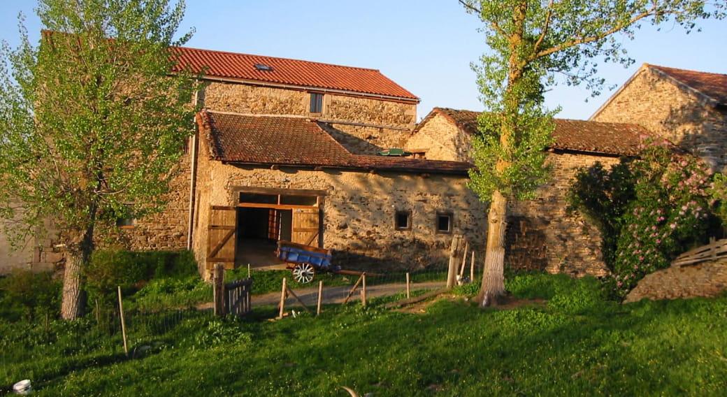 Gîte du château de Coisse