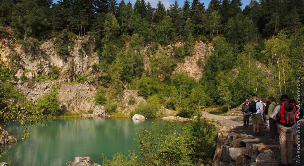 Des Volcans du Mezenc Aux Gorges de la Loire Sauvage