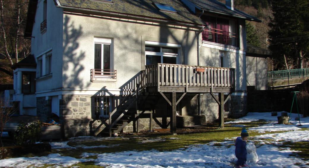 Villa La Confluence