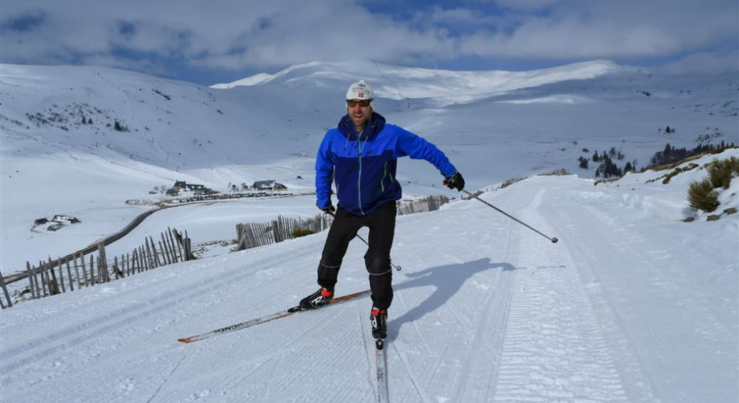 Sortie ski de randonnée nordique « Prat de Bouc, terre nordique et féerique… »