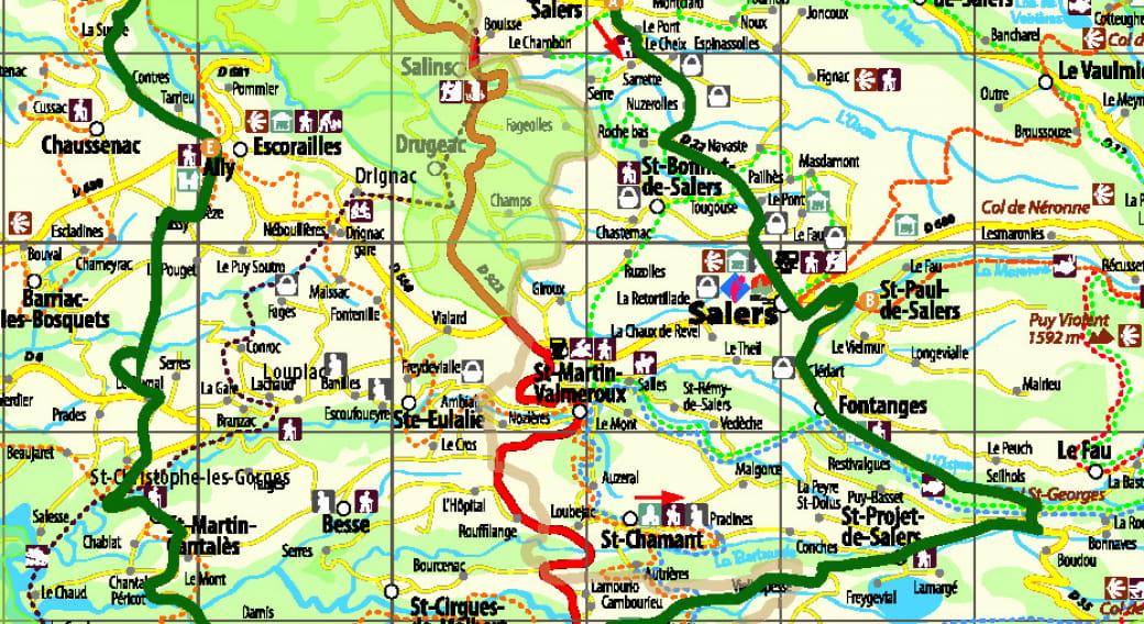 Les églises romanes - 80 kms