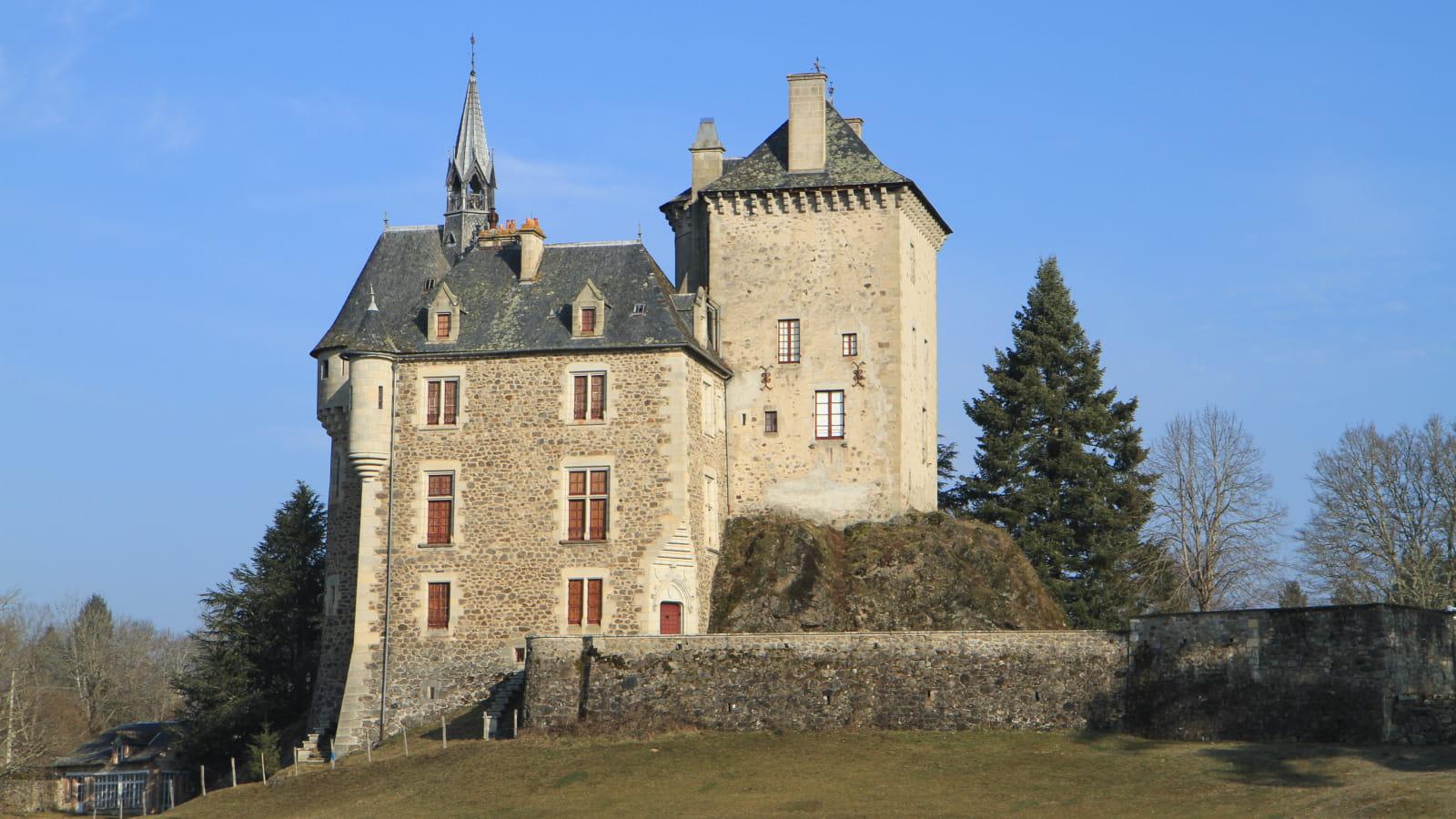 Château de Couzans