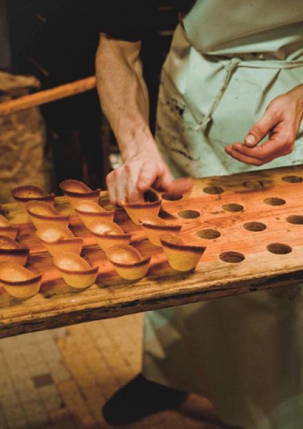 Boulangerie pâtisserie 'Aux Cornets de Murat'