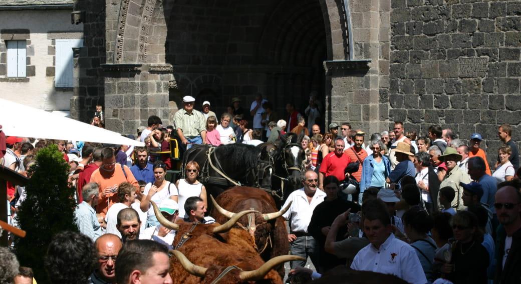 Journée de la vache et du fromage
