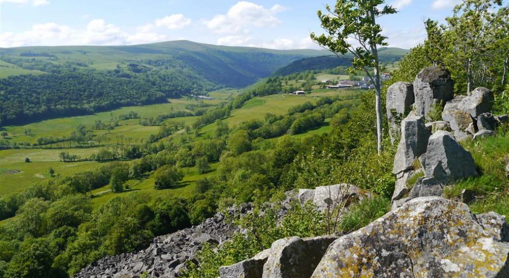 Sentier de la Rocaillade