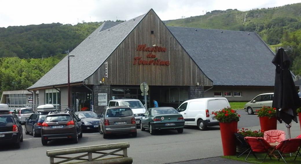 Office de tourisme de Super Besse