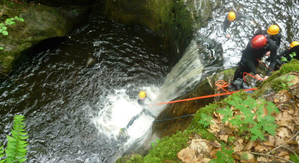 Mont-Dore Aventures - Canyoning