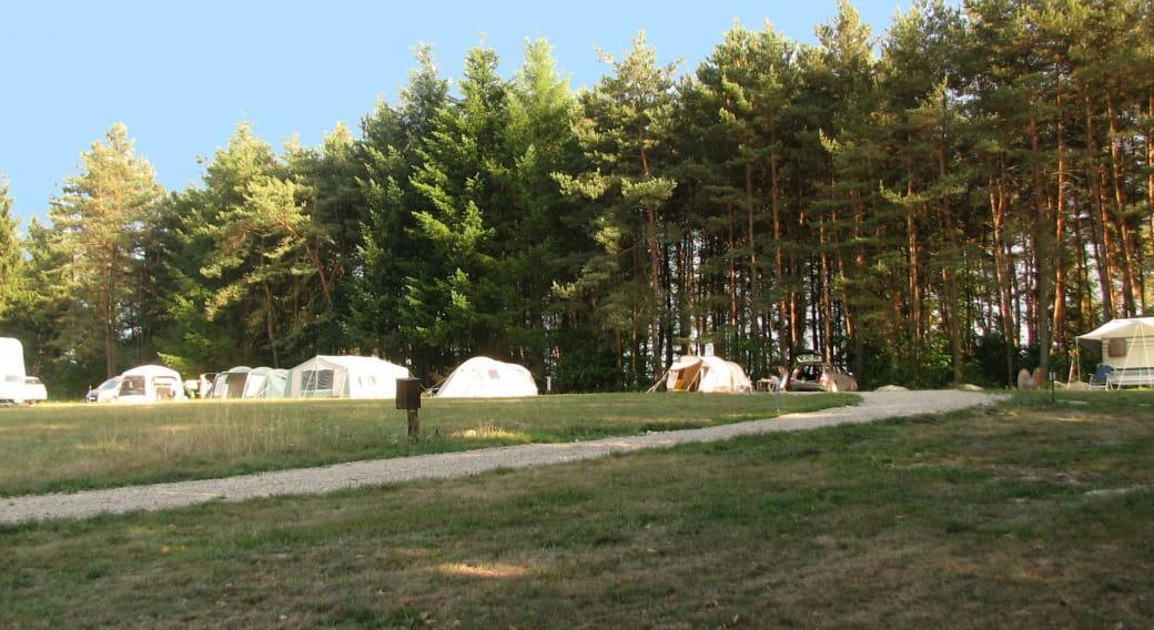 Camping La Vallée Verte