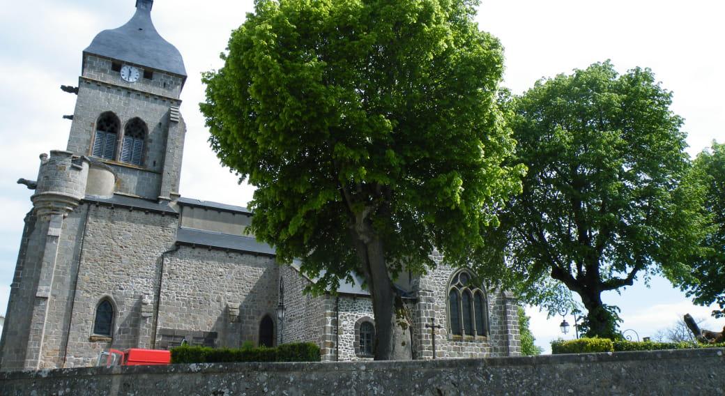 Église Saint-Gervais et Saint-Protais