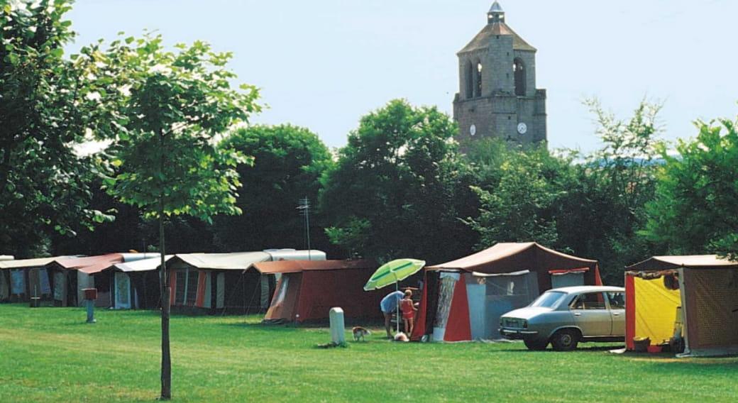 Camping La Graviere