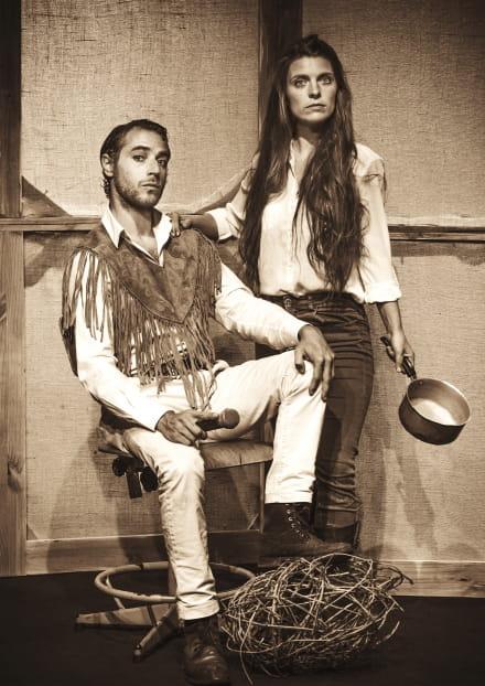 Théâtre : 'Wanted' par 'Bruital Compagnie'