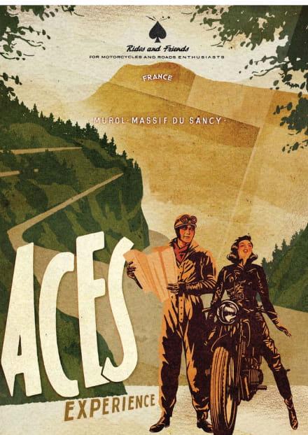 Evènement moto : Aces Experience Saison 3
