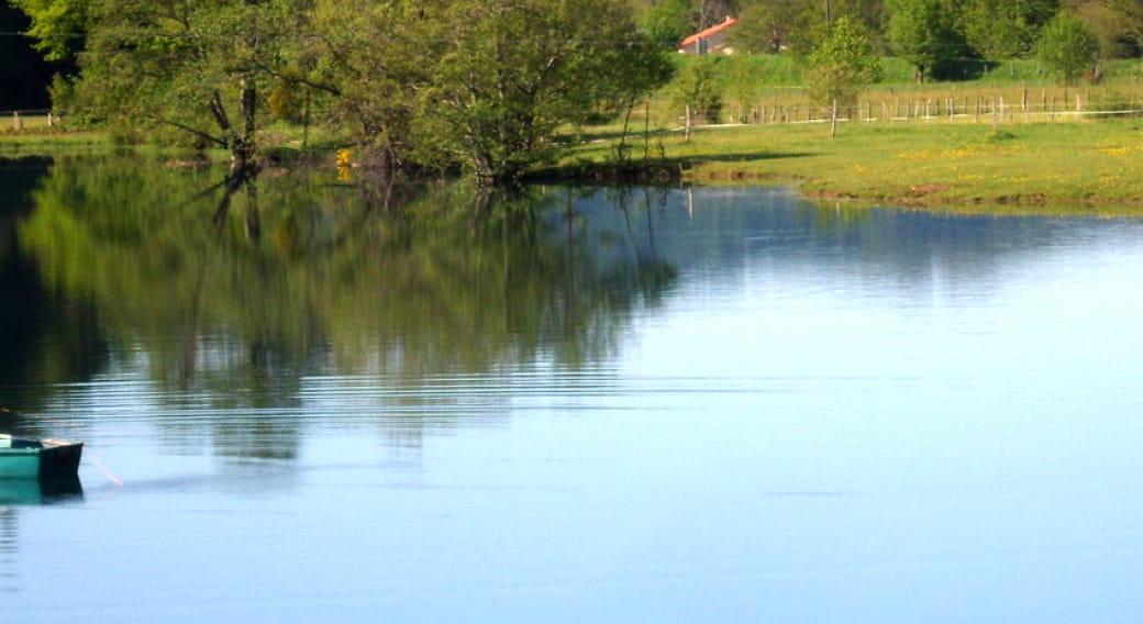 Lac des Graves - Pêche