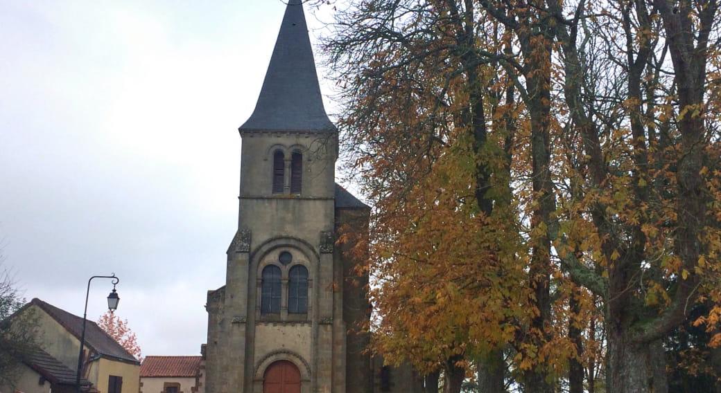 Eglise de Montilly