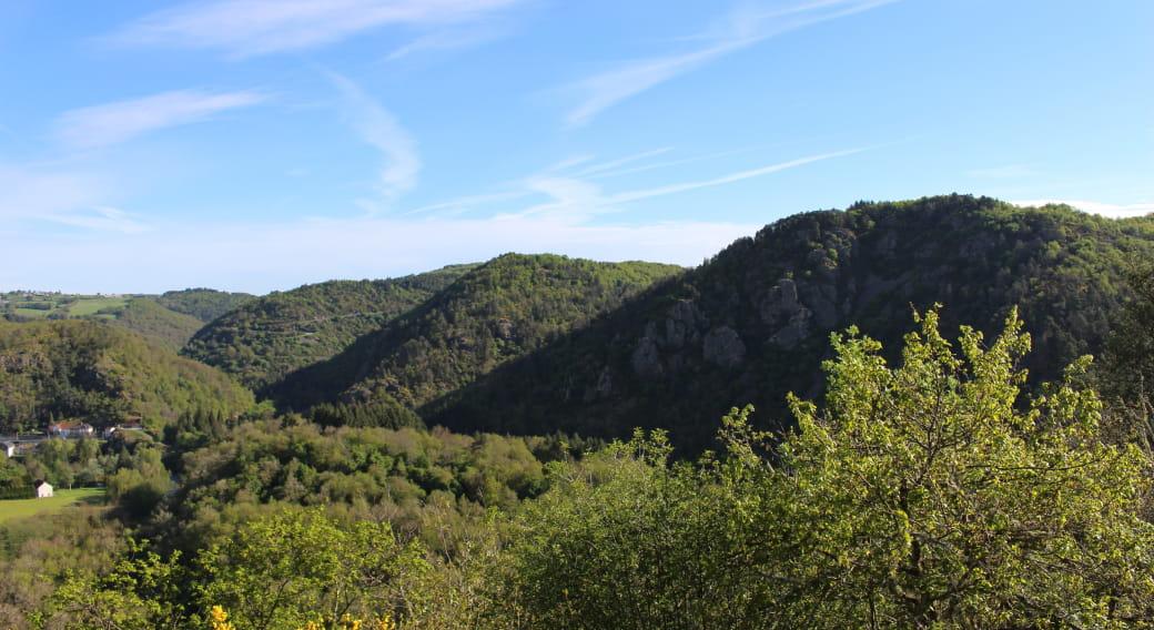 hauteurs de Chateauneuf les Bains