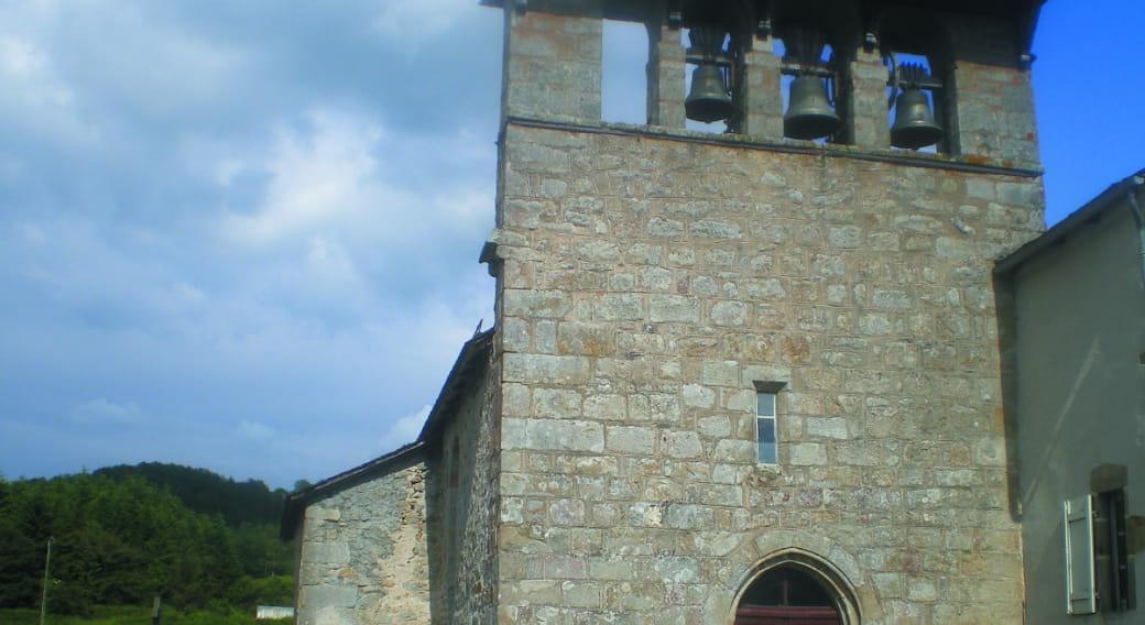 Église Sainte-Radegonde, Sainte-Marie