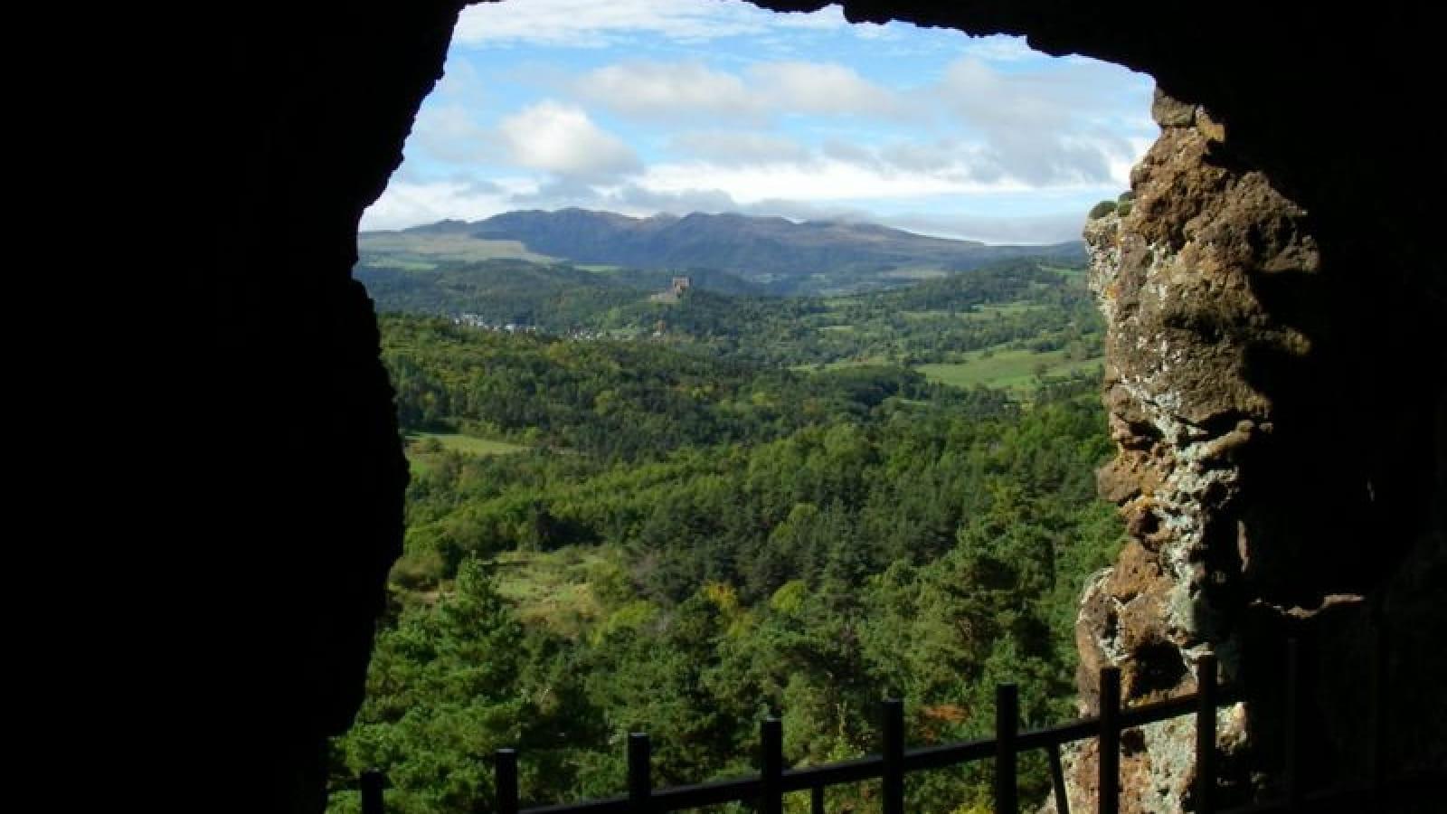 Les grottes de Châteauneuf