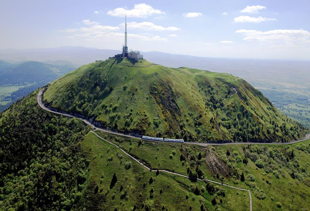 Le jardin d'épicure   Auvergne Destination Volcans