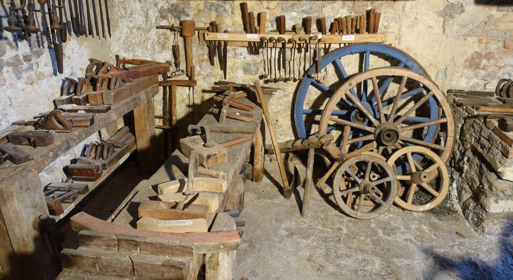 Musées de la vigne et de la vie rurale