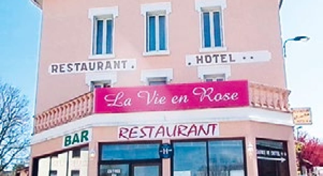 Restaurant La vie en rose