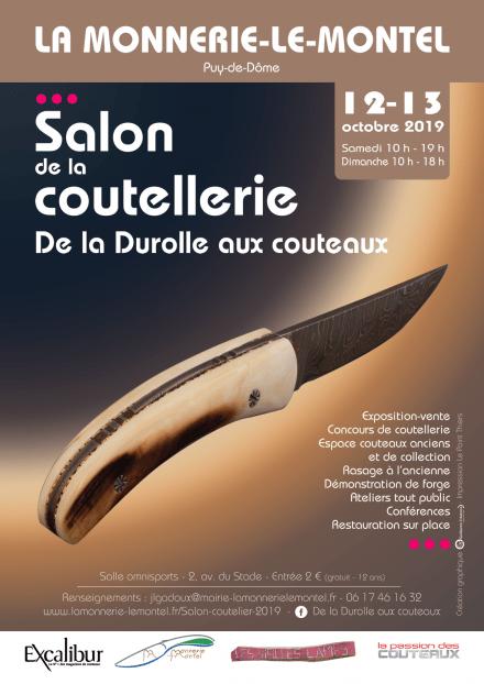 Salon coutelier - De la Durolle aux couteaux