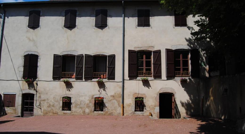 appartement se situant en haut à gauche