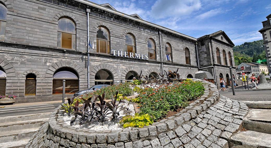Architecture Thermale et Belle Epoque - Le Mont-Dore