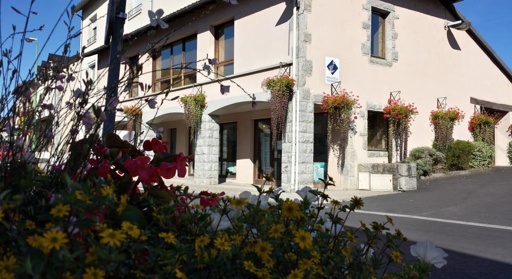 Office de Tourisme de la Châtaigneraie Cantalienne