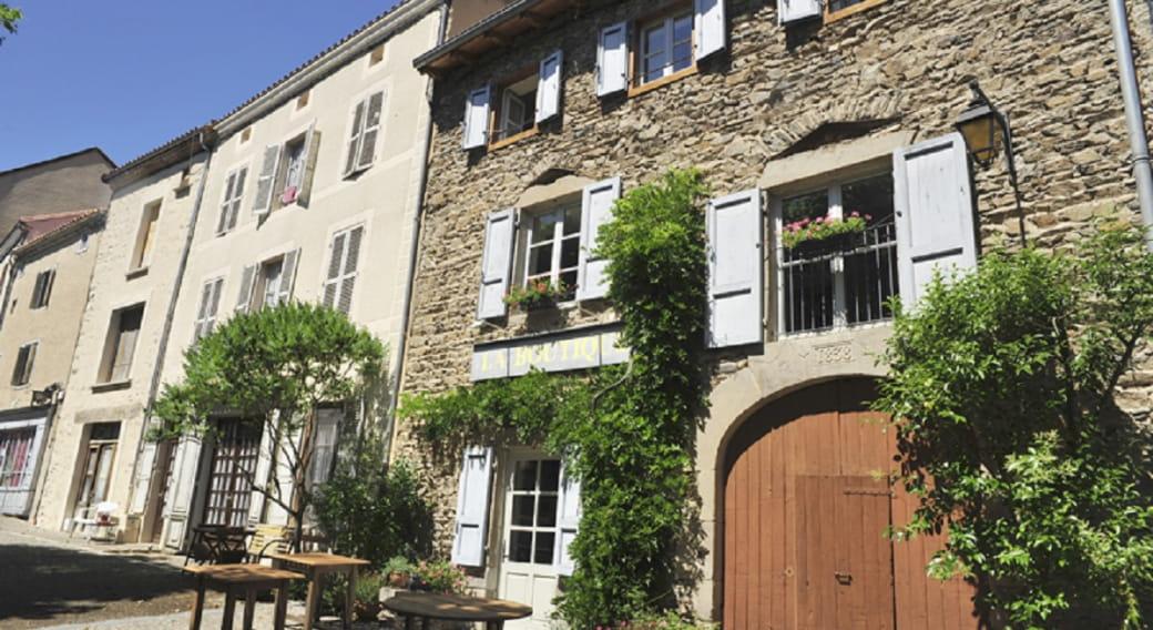Hôtel Restaurant - La Bougnate