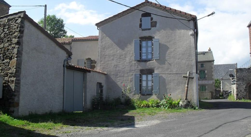 Gîte communal de La Chapelle-Marcousse