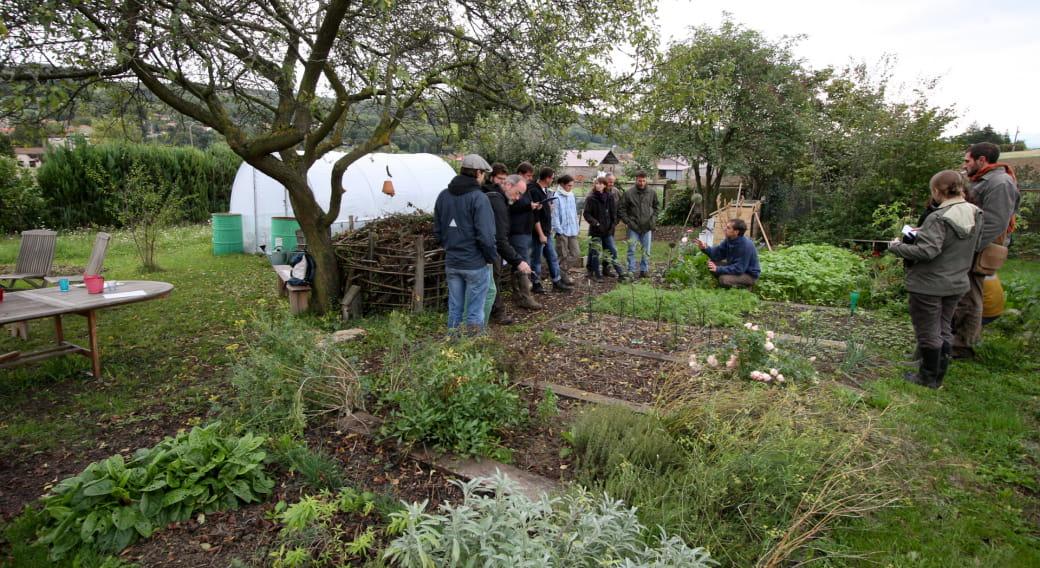 Annulé - Rendez-vous du patrimoine 'Rencontres et échanges autour du jardinage au naturel'