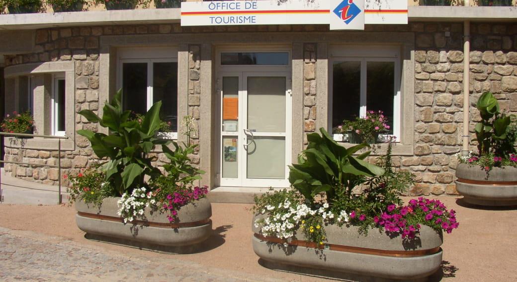 Office de Tourisme Marches du Velay-Rochebaron bureau d'accueil de Sainte-Sigolène