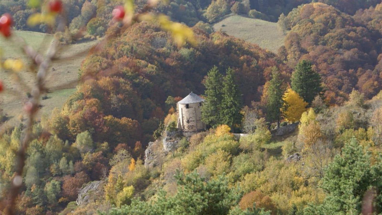 La chapelle de Roche-Charles