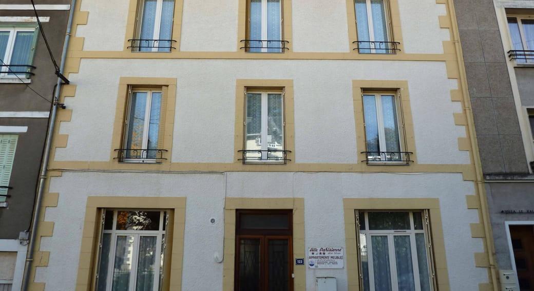 Villa la Parisienne - Les Gentianes n°8