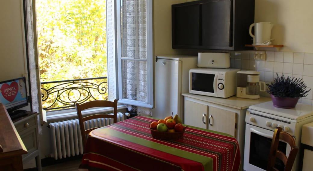 Villa le Bois Joli - Appartement Dore