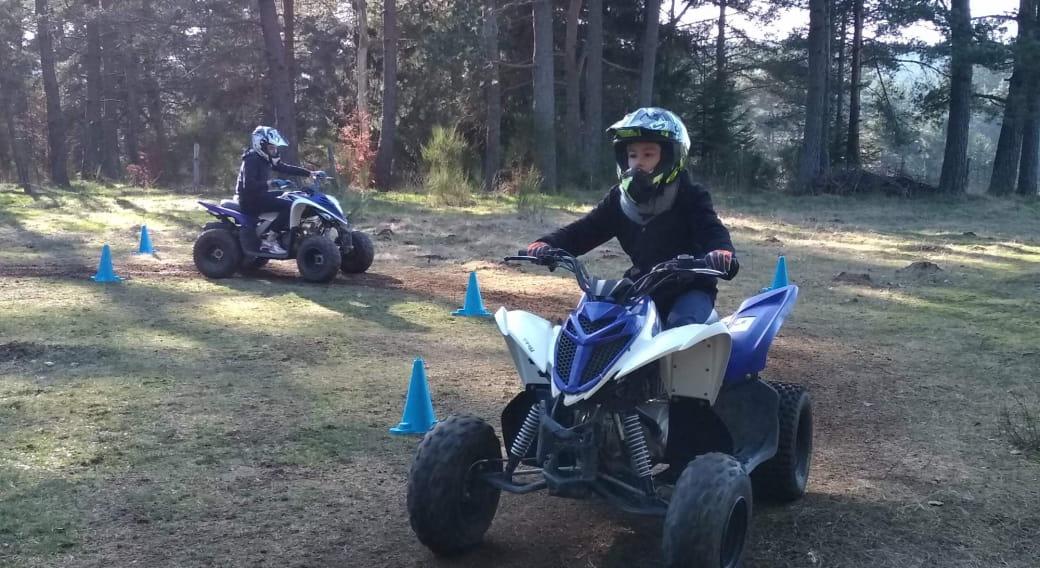 Rando en quad