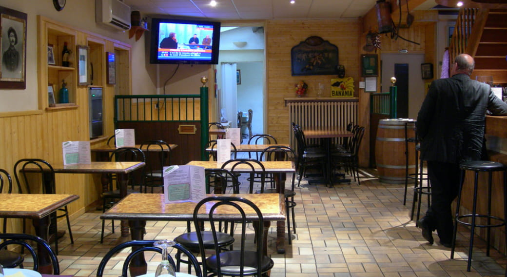restaurant le Stand - Riom