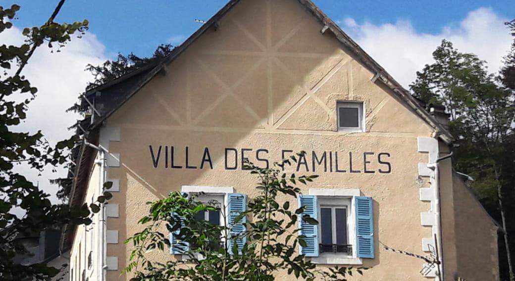 Villa des Familles 1B - Gîte des Levraults