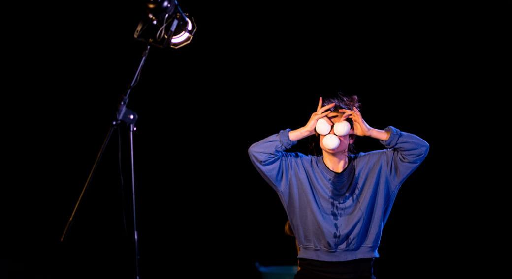 Mousse Cie Scratch Cirque, jonglage
