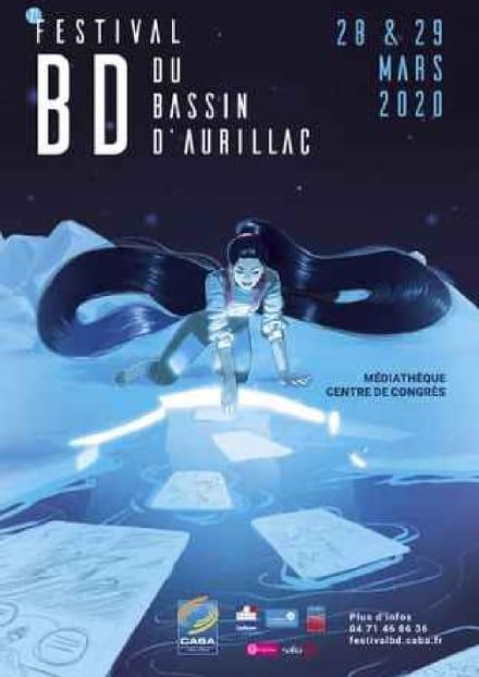 Festival BD du Bassin d'Aurillac