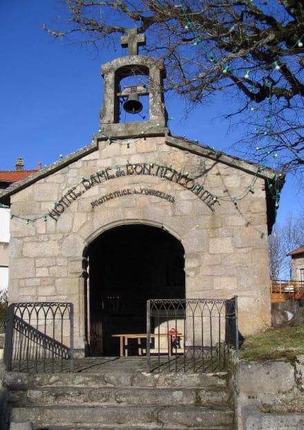 Chapelle Notre-Dame de Bon-Rencontre_La Chaise-Dieu_2016