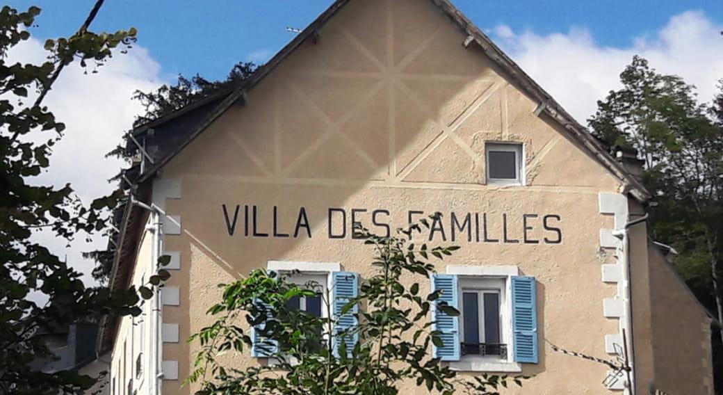 Villa des Familles - 9 - La Roche Vendeix