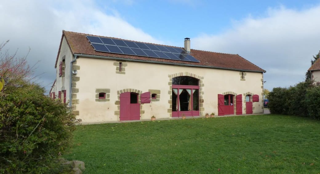 Gite rural St-Plaisir